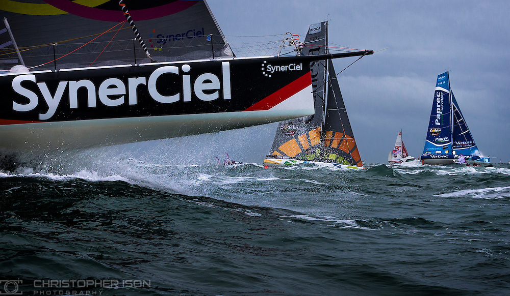 The Vendee Globe Race.