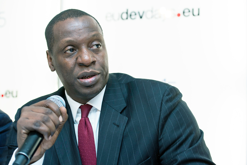 04 June 2015 - Belgium - Brussels - European Development Days - EDD - Inclusion - Multi-stakeholder partnerships for inclusive development and the post-2015 agenda - Modibo Mao Makalou , Co-Chair , Task Team for CSO Development Effectiveness and Enabling Environment © European Union
