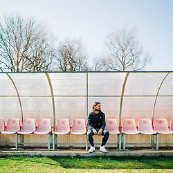 20200311: SLO, Football - Portrait of Ante Vukusic of NK Olimpija Ljubljana