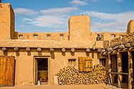 Bents Old Fort National Historic Site, La Junta, Colorado, cat, Don Juan