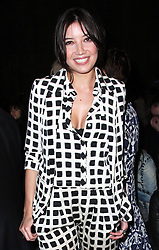 Daisy Lowe at the Unique Top shop show at London Fashion Week Autumn/Winter 2013 , Sunday 17th  February 2013  Photo by: Stephen Lock / i-Images