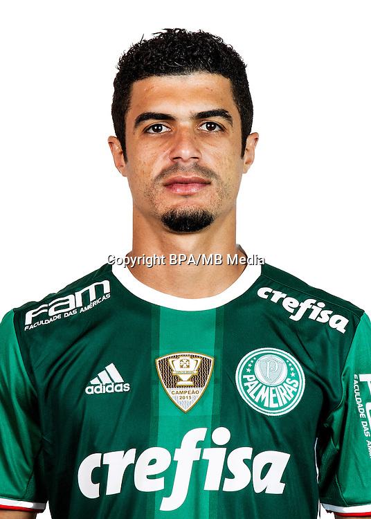Brazilian Football League Serie A / <br /> ( Sociedade Esportiva Palmeiras ) - <br /> Egidio De Araujo Pereira Junior  &quot; Egidio &quot;