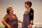 5th BSUH End of Life Care Conference included a performance of the play 'Dying to Know' by the cast of the red Tie Theatre from the Isle of Wight, written & directed by Helen Reading.<br /> <br /> Cast:<br /> <br /> Helen Reading - Mum<br /> ? - Sam<br /> Helen Clinton-Pacey - Gran<br /> Rod Jones - Granddad