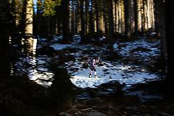 Joanne Reid (USA) during the Women 15 km Individual Competition at day 2 of IBU Biathlon World Cup 2019/20 Pokljuka, on January 23, 2020 in Rudno polje, Pokljuka, Pokljuka, Slovenia. Photo by Peter Podobnik / Sportida