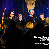 Diane Blue Extended Play Sessions 01-03-19