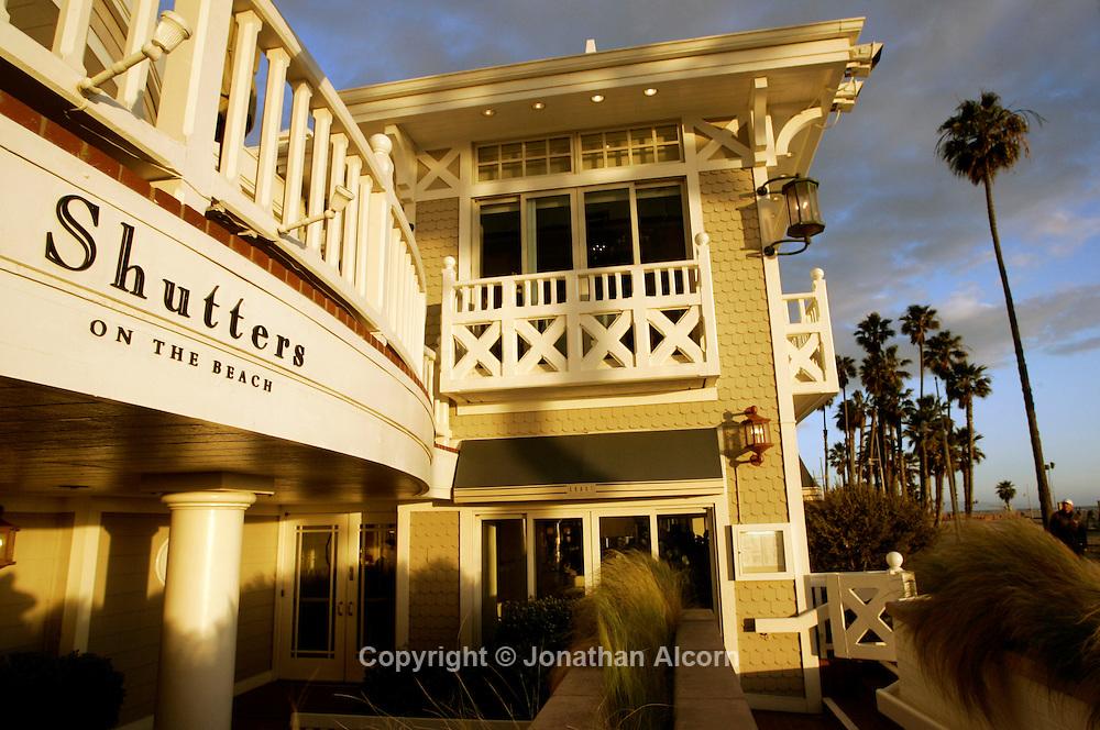 Shutters On The Beach Hotel in Santa Monica, California