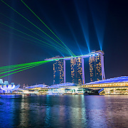 Marina Bay Sands Lights