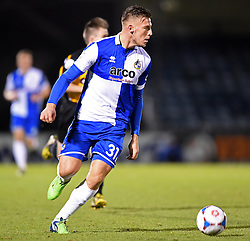 Bristol Rovers' Alex Wall in action against Gateshead - Photo mandatory by-line: Paul Knight/JMP - Mobile: 07966 386802 - 19/12/2014 - SPORT - Football - Bristol - The Memorial Stadium - Bristol Rovers v Gateshead - Vanarama Conference