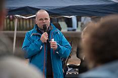 Anti-Fracking protest | Edinburgh | 9 October 2016