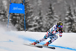 Downhill, SCHNEIDER CB, LW6/8-2, AUT at the WPAS_2019 Alpine Skiing World Championships, Kranjska Gora, Slovenia
