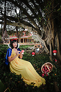 Snow White at Tocal House, for Maitland Tourism, 2010
