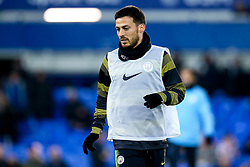 David Silva of Manchester City - Mandatory by-line: Robbie Stephenson/JMP - 06/02/2019 - FOOTBALL - Goodison Park - Liverpool, England - Everton v Manchester City - Premier League