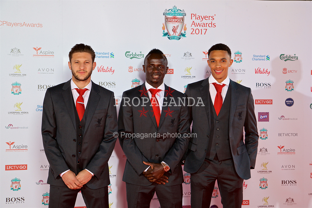 ¿Cuánto mide Sadio Mané? - Real height 170509-035-Liverpool-FC-Players-Awards-2017