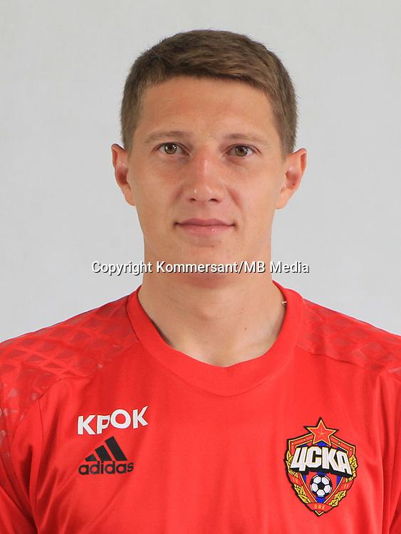 Portraits, CSKA Moscow, August 2016