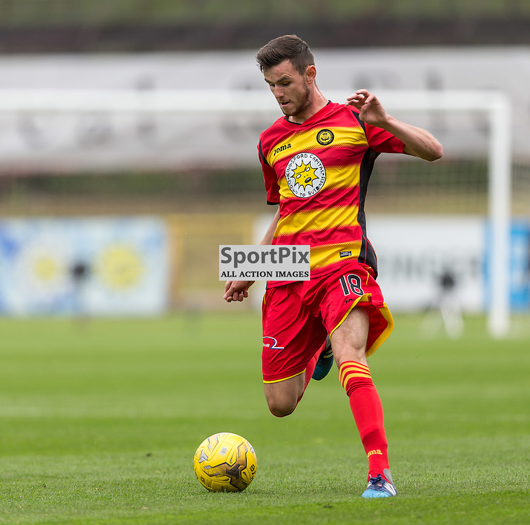 David Wilson in action during the Scottish Premiership match between Partick Thistle and Celtic (c) ROSS EAGLESHAM | Sportpix.co.uk