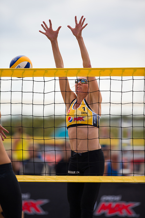 DM Beachvolley 2016 Amager Strandpark