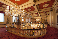 Music Hall Cincinnati Over the Rhine Interior