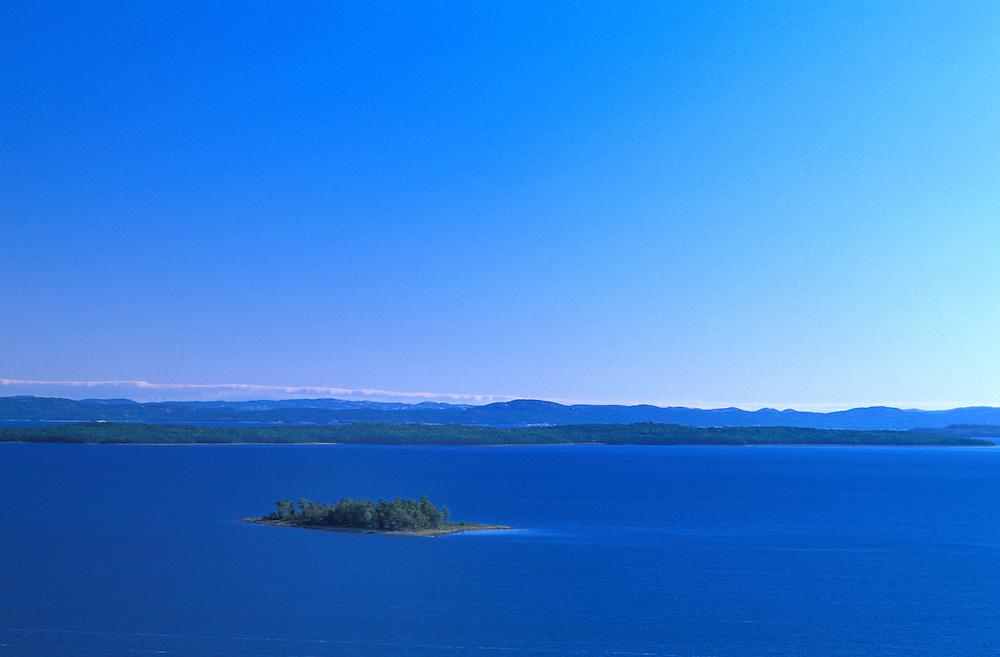View to Manitowanin Bay from Manitoulin Island, Ontario, Canada
