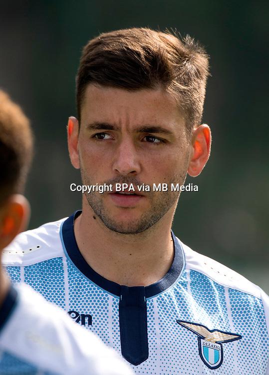 Italian League Serie A -2015-2016 / <br /> ( SS Lazio ) - <br /> Filip Đjordjevic