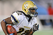 Hartford Colonials defensive back Gerard Lawson (22) during the Colonials game against the Florida Tuskers at the Florida Citrus Bowl on November 11, 2010 in Orlando, Florida. The Tuskers won the game 41-7..©2010 Scott A. Miller