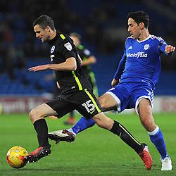 Cardiff City v Brighton and Hove Albion