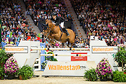 Douglas Lindelow - Casello<br /> Rolex FEI World Cup Final 2013<br /> © DigiShots