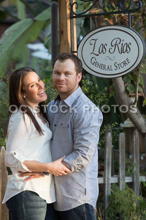 Couple Hanging out at Los Rios General Store in the San Juan Capistrano Historic District