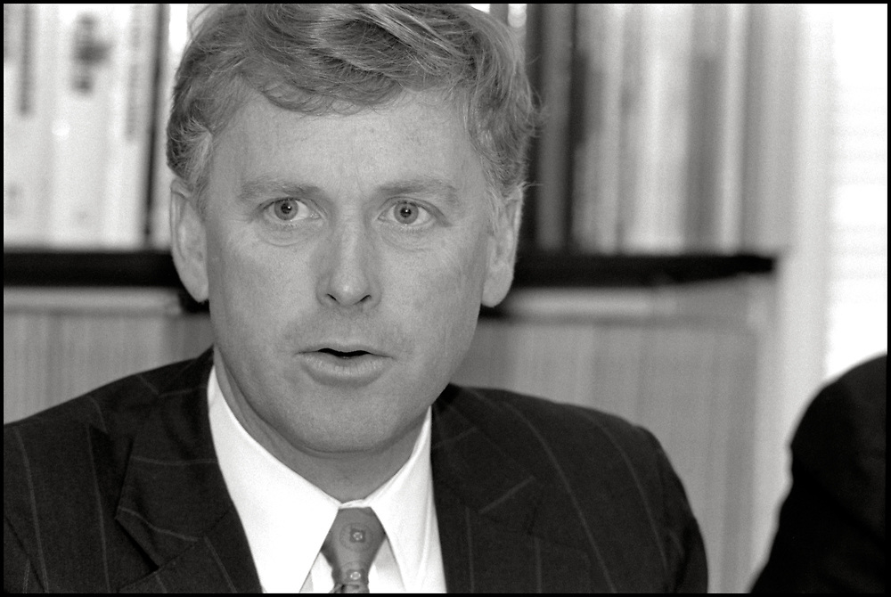 Vice President Dan Quayle at the Council on Foreign Relations on April 27th, 1992.