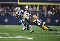 NFL Divisional playoff game between the Green Bay Packers and the Dallas Cowboys ,  Sunday Jan. 15, 2017, in Dallas. (Photo by Tom Hauck )