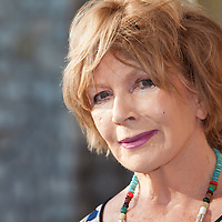 Edna O'Brien<br /> Le Conversazioni, Capri, Italy, 4 July 2015<br /> <br /> Photograph by Steve Bisgrove/Writer Pictures<br /> <br /> WORLD RIGHTS