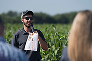 Summer Forages Field Day at South Central Research Station in Chickasha Oklahoma.<br /> Oklahoma Ag Experiment Station along with Oklahoma Extension Service present findings on research projects conducted at the station in regards to forage crops and systems.