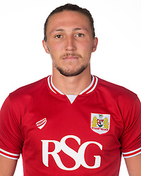 Luke Ayling of Bristol City - Mandatory byline: Joe Meredith/JMP - 07966386802 - 04/08/2015 - FOOTBALL - Bristol City Training Ground -Bristol,England - Bristol City Headshots