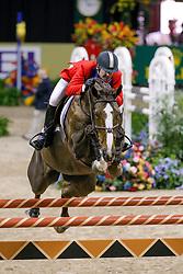 Ward Mclain, USA,Sapphire<br /> World Cup Final Jumping - Las Vegas 2009<br /> © Hippo Foto - Dirk Caremans<br /> 19/04/2009