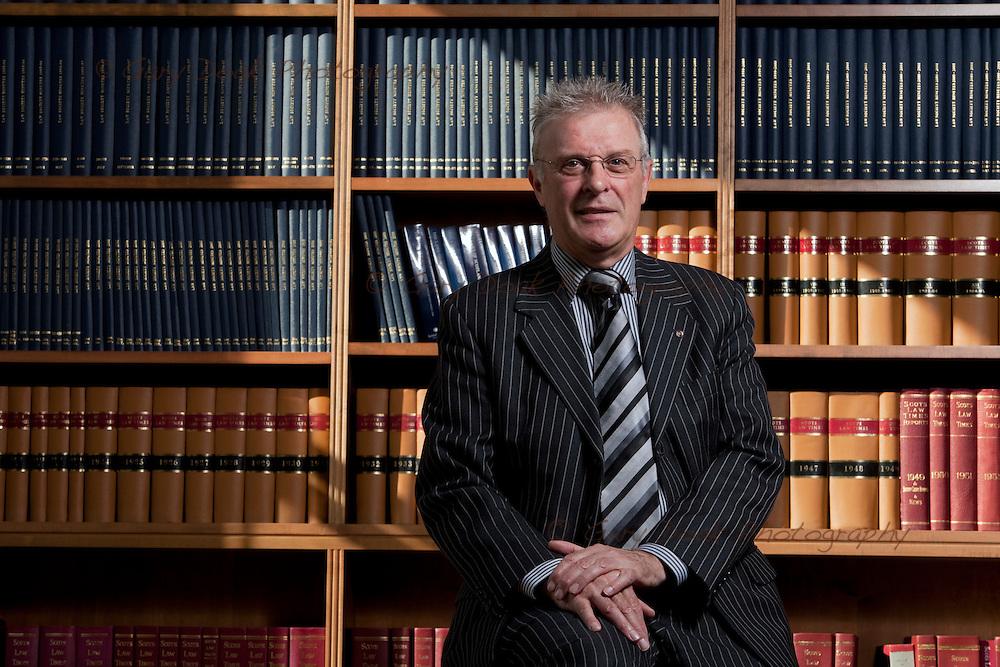 Jamie Millar, President of The Law Society of Scotland