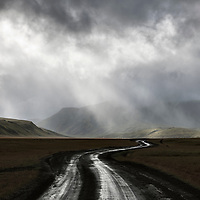 Interior of Iceland