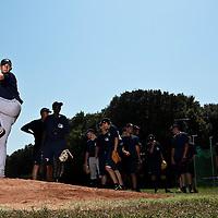 Baseball - MLB Academy - Tirrenia (Italy) - 19/08/2009 - Dylan Lindsay (South Africa)