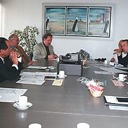 Persconferentie mbt Keucheniusstraat Huizen gemeentehuis