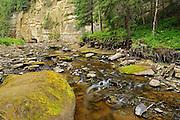 Hard Luck Canyon<br /> Whitecourt<br /> Alberta<br /> Canada