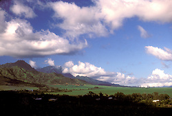 Hanalei Valley.