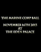 Marine Corp Ball Nov. 2013