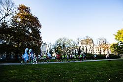 FUN run at Volkswagen 24th Ljubljana Marathon 2019, on October 26, 2019, in Ljubljana, Slovenia. Photo Grega Valancic / Sportida