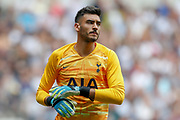 Tottenham Hotspur goalkeeper Paulo Gazzaniga (22) on as a substitute during the Pre-Season Friendly match between Tottenham Hotspur and Inter Milan at Tottenham Hotspur Stadium, London, United Kingdom on 4 August 2019.