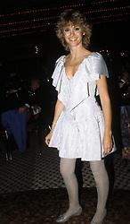 Jan 19, 1999; New York, NY, USA; (File Photo: Date and Location Unknown) Actor and singer OLIVIA NEWTON-JOHN. BAD OUTFIT (Credit Image: © Mario Ruiz/ZUMAPRESS.com)