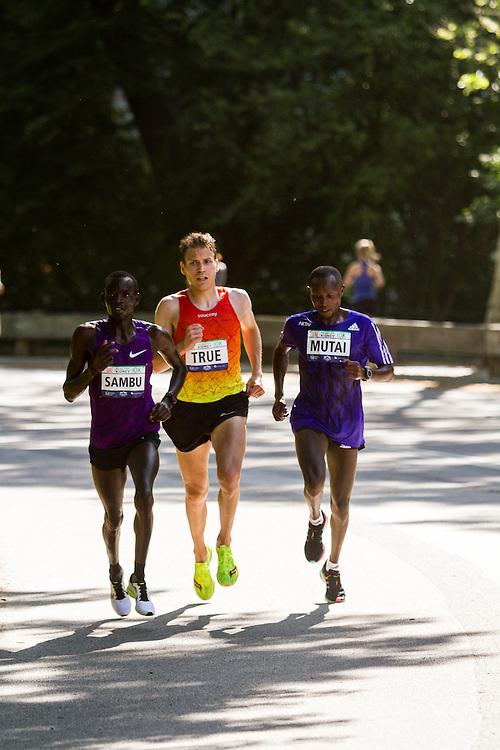 UAE Healthy Kidney 10K, lead pack down to three, Sambu, True, Mutai