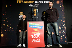 Ales Boskovic at VIP reception of FIFA World Cup Trophy Tour by Coca-Cola, on March 29, 2010, in BTC City, Ljubljana, Slovenia.  (Photo by Vid Ponikvar / Sportida)