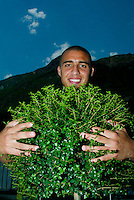 David TREZEGUET - 20.07.2002  - Magazine - Juventus  Turin<br /> Photo : Olivier Prevosto / Icon Sport
