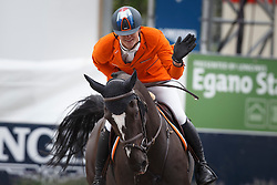 Kuipers Doron, (NED), Zucces<br /> Rabobank Championship of Rotterdam<br /> CHIO Rotterdam 2015<br /> © Hippo Foto - Dirk Caremans<br /> 20/06/15