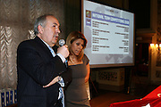 National Team Competitions Draw<br /> Nella foto: fausto maifredi<br /> Foto Ciamillo