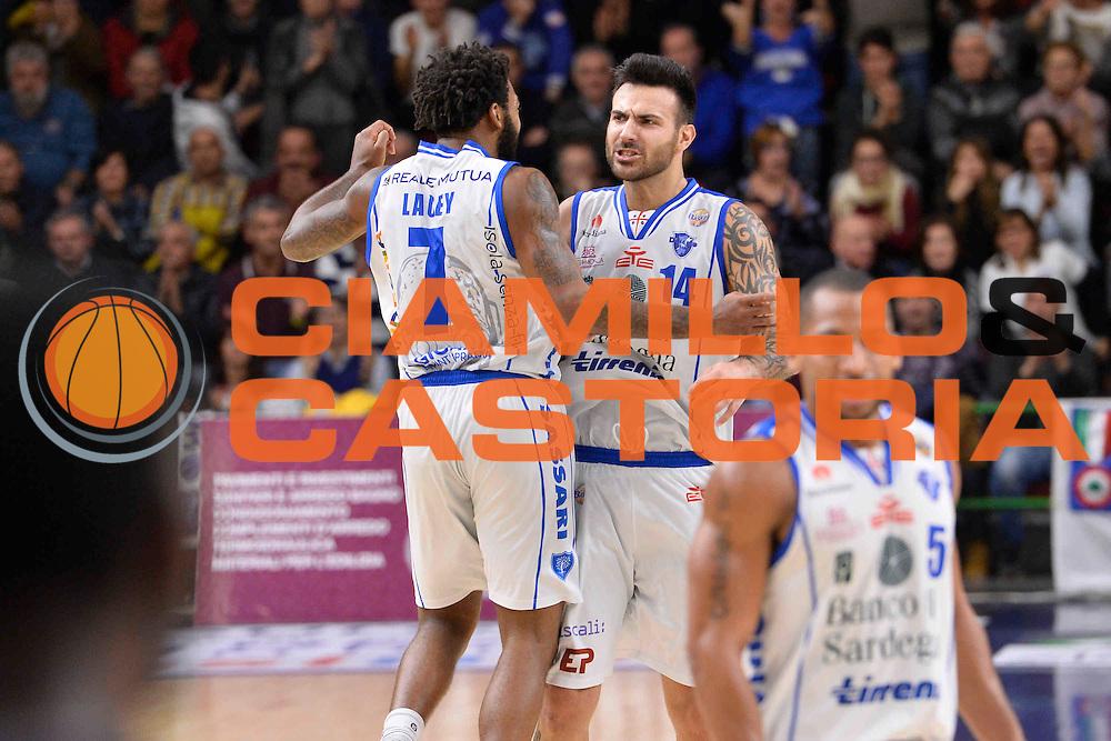 SASSARI 27 DICEMBRE 2016<br /> LegaBasket Serie A 2016/2017<br /> Dinamo Banco di Sardegna Sassari - Fiat Auxilium Torino<br /> NELLA FOTO Brian Sacchetti<br /> FOTO CIAMILLO