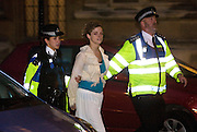 Tamsin Omond Climate Rush campaigner was persistent to get into the House of Parliament. She was then arrested and risked jail for breach of her bail terms.